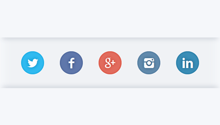 social-button-with-glow-animation